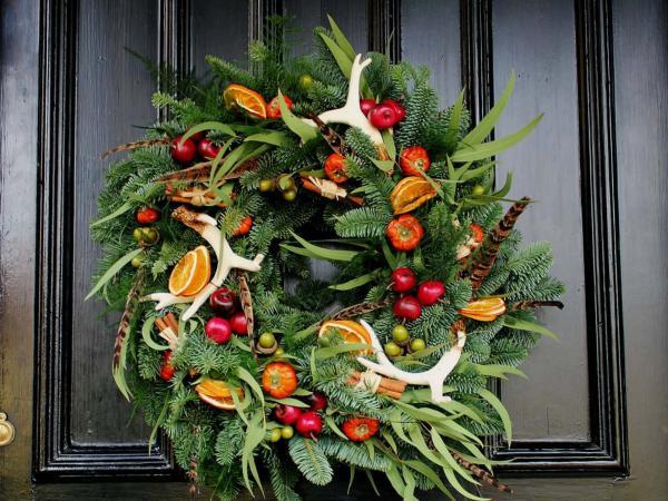 Christmas Wreath Workshop & Dinner – 6 Dec 2019
