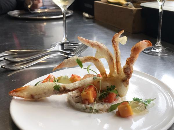 Crab Mini-masterclass